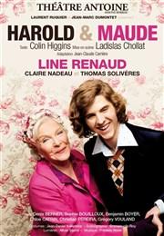 Harold et Maude | avec Line Renaud Théâtre Antoine Affiche