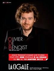 Olivier de Benoist - Très très haut débit affiche