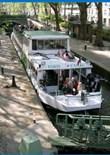 Croisière sur la Seine et le canal St Martin
