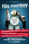 Fills Monkey, We Will Drum You - Le Comédia - Grande Salle