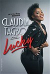 Claudia Tagbo dans Lucky - Théâtre Debussy